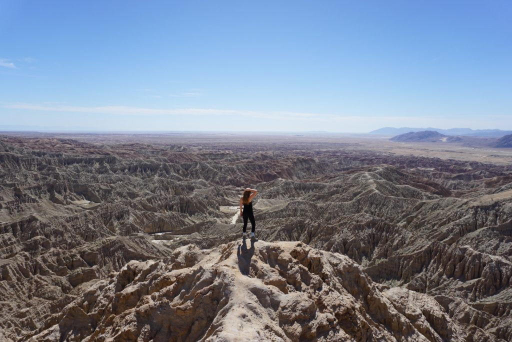 Font's point Anza Borrego