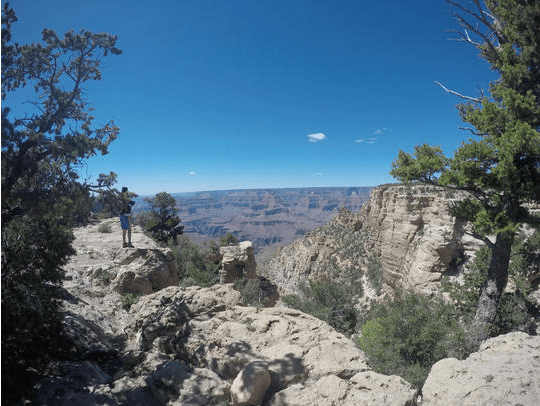 planning a trip to Grand Canyon national park