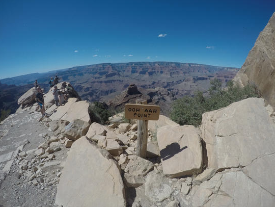 best hikes in Grand Canyon south rim