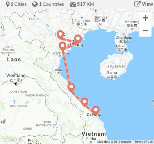 2 weeks in vietnam
