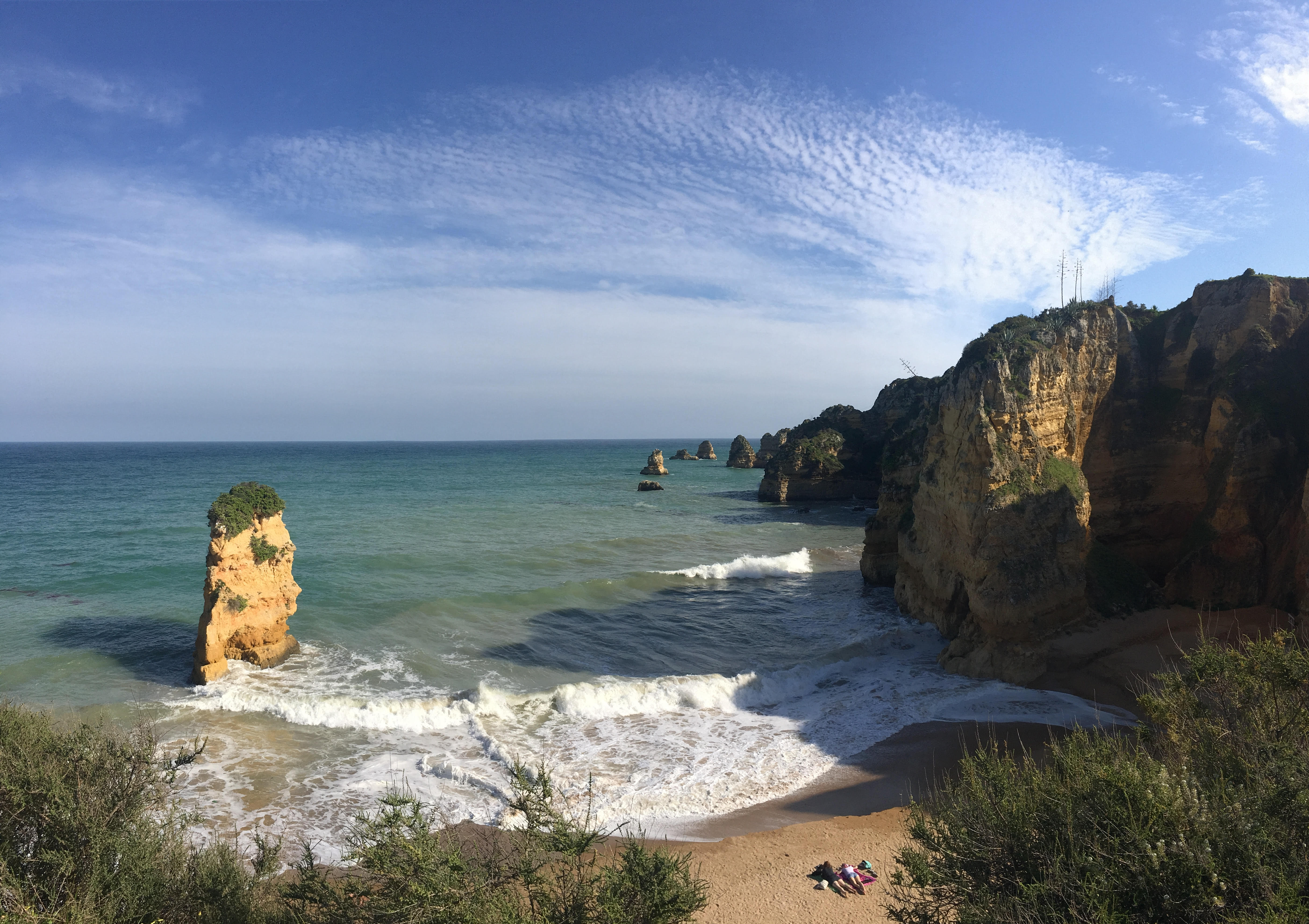 3 days in Lagos Portugal