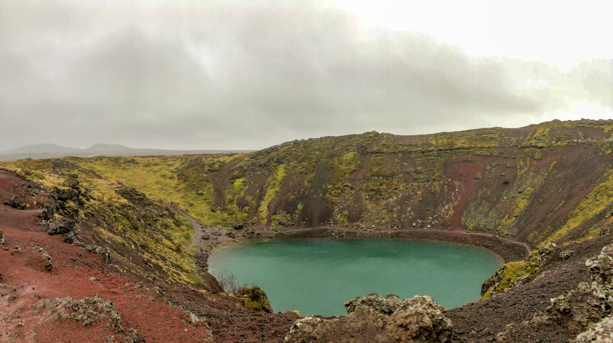 kerid crater Iceland
