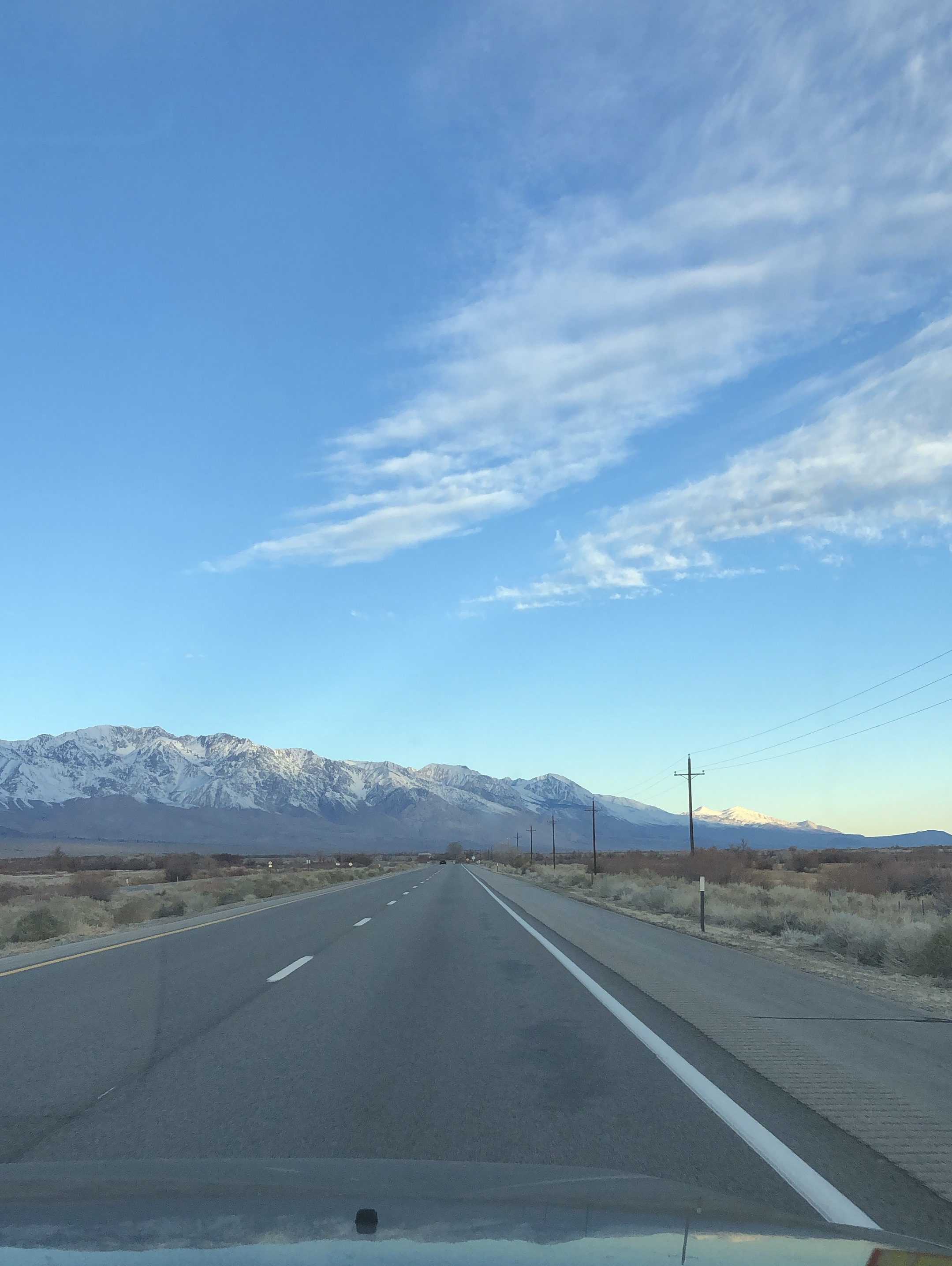 drive to mammoth from Los Angeles