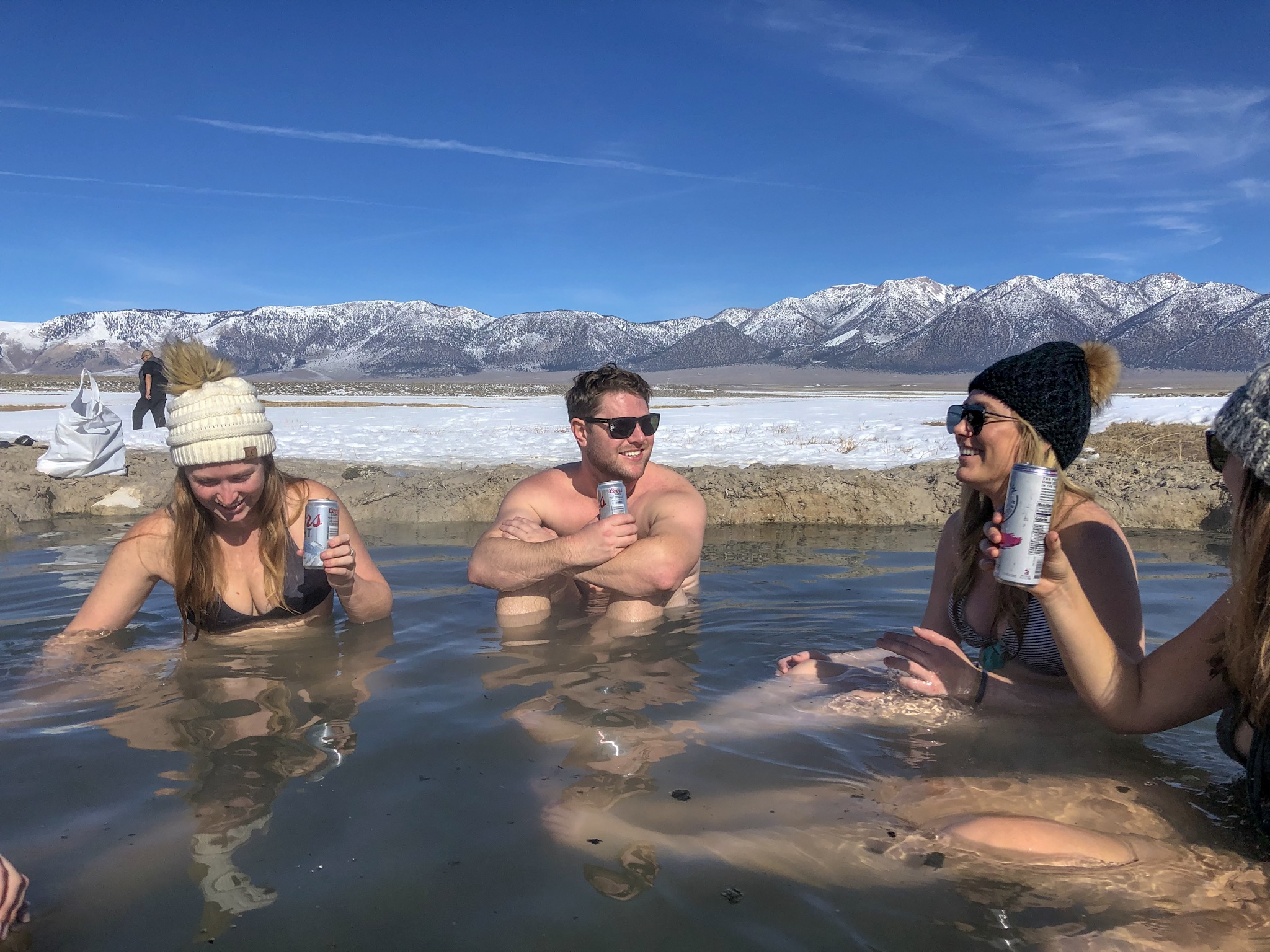 wild Willys hot spring