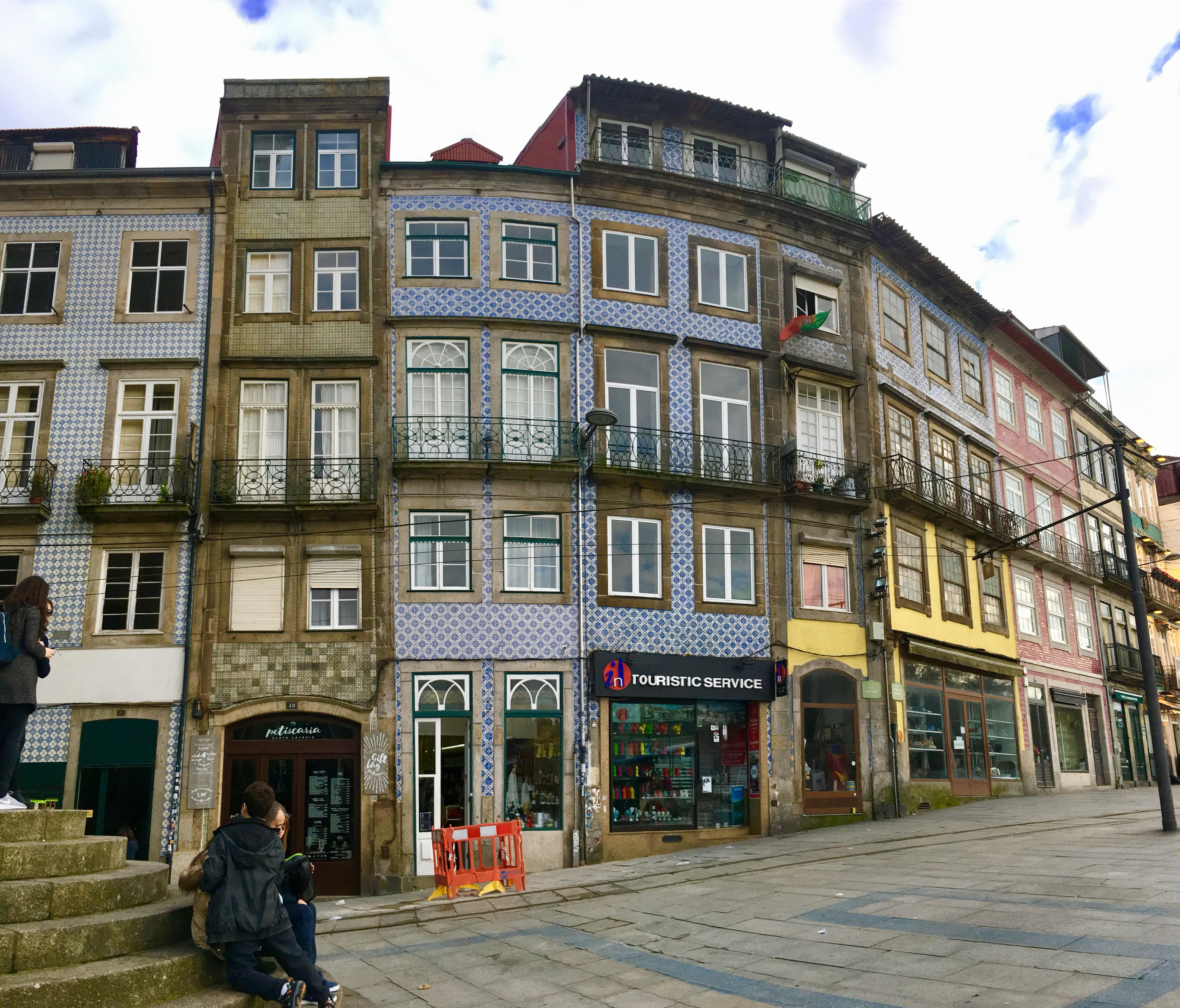 Portugal itinerary 2 days in porto