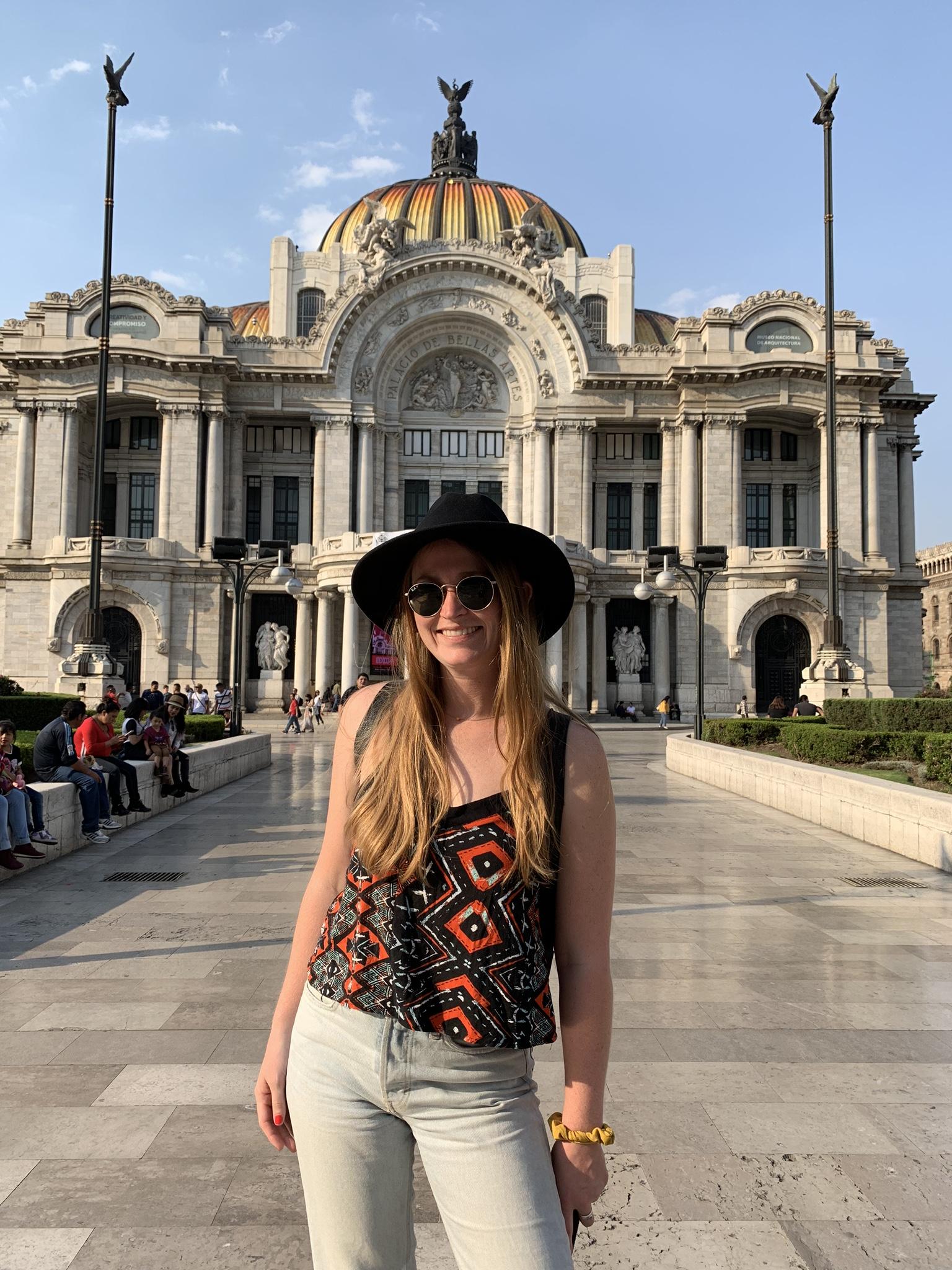 Palacio belles artes