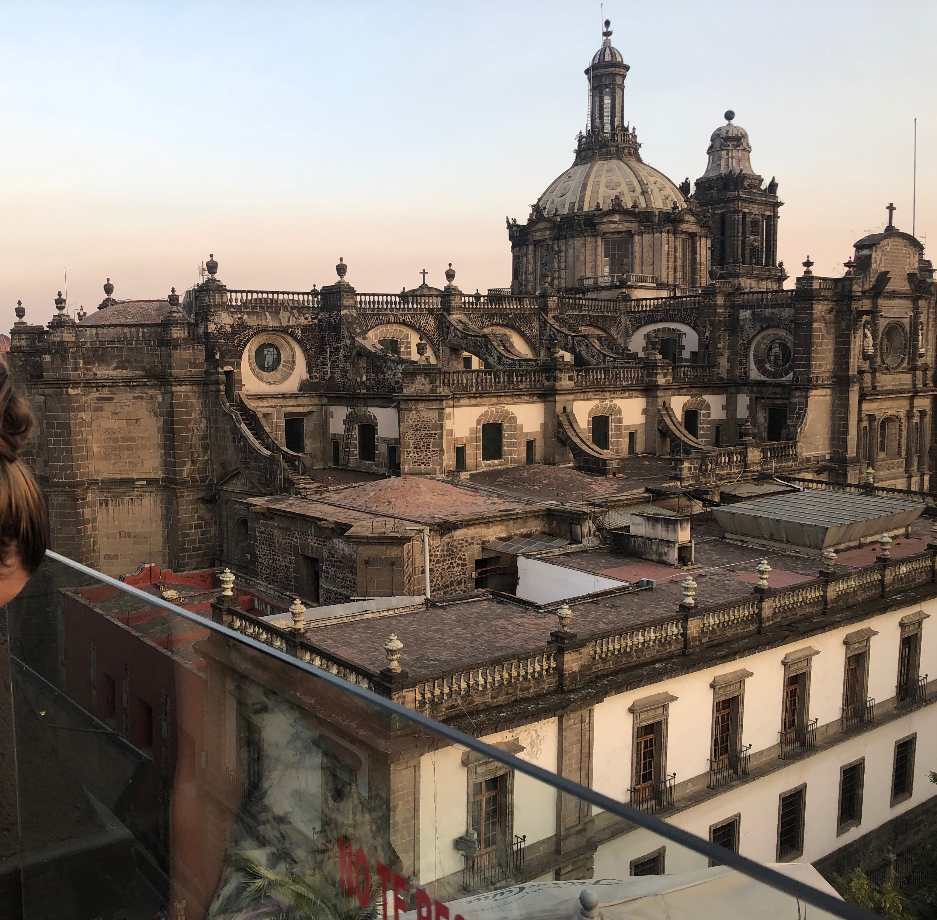 5 days in Mexico City