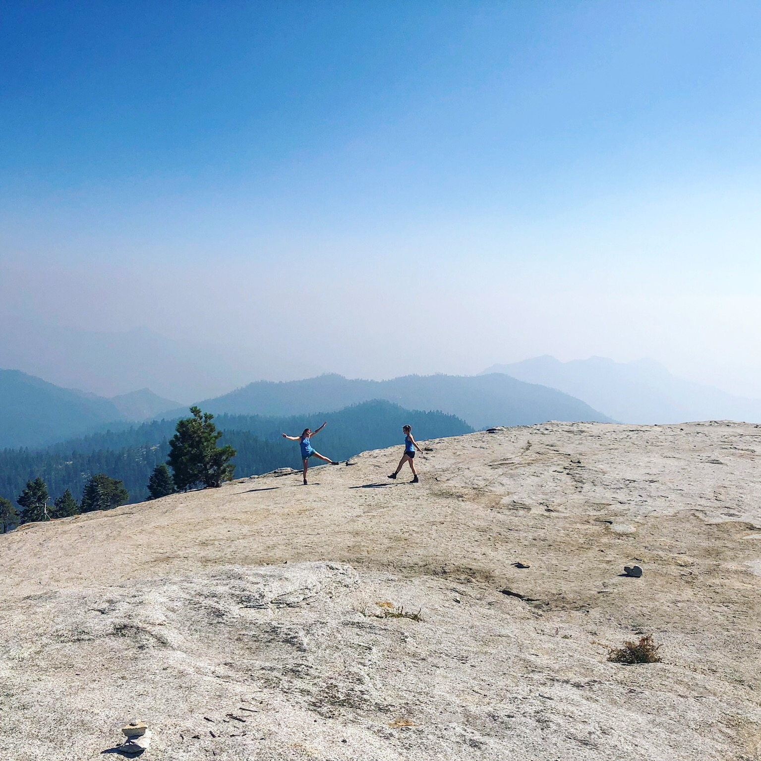 sequoia national park itinerary little baldy trail