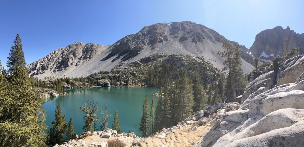 lake 1 big pine lakes