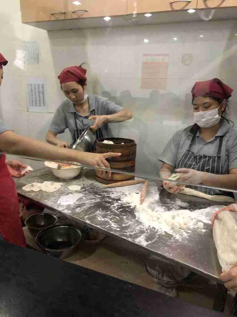 soup dumplings shanghai