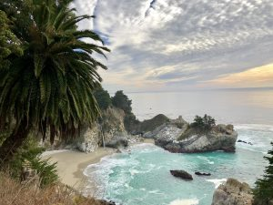 california weekend getaways