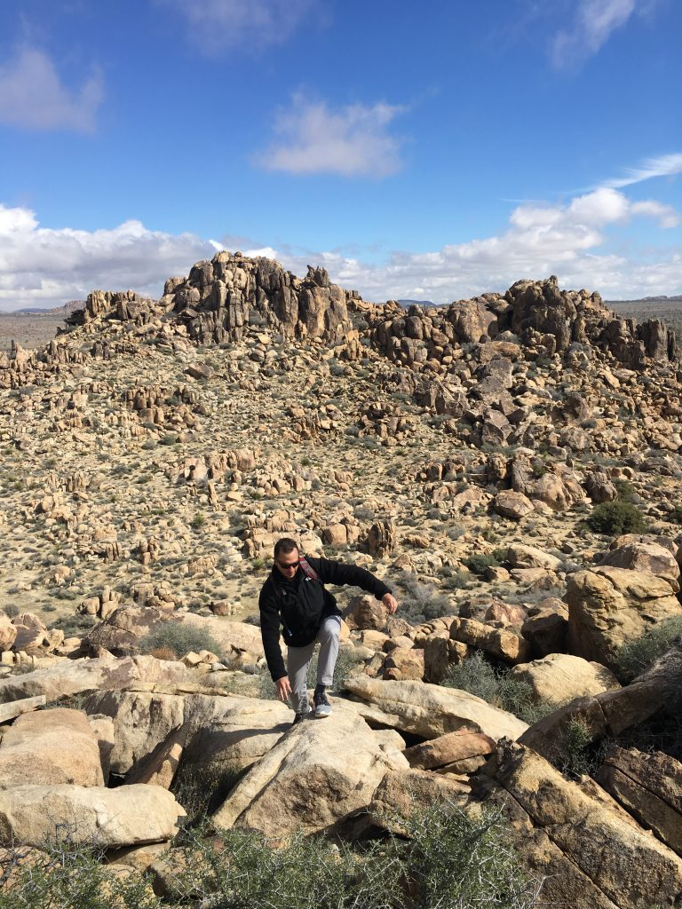 best hikes joshua tree national park