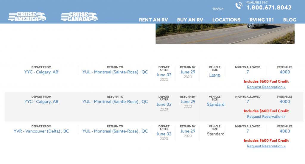 rv deals