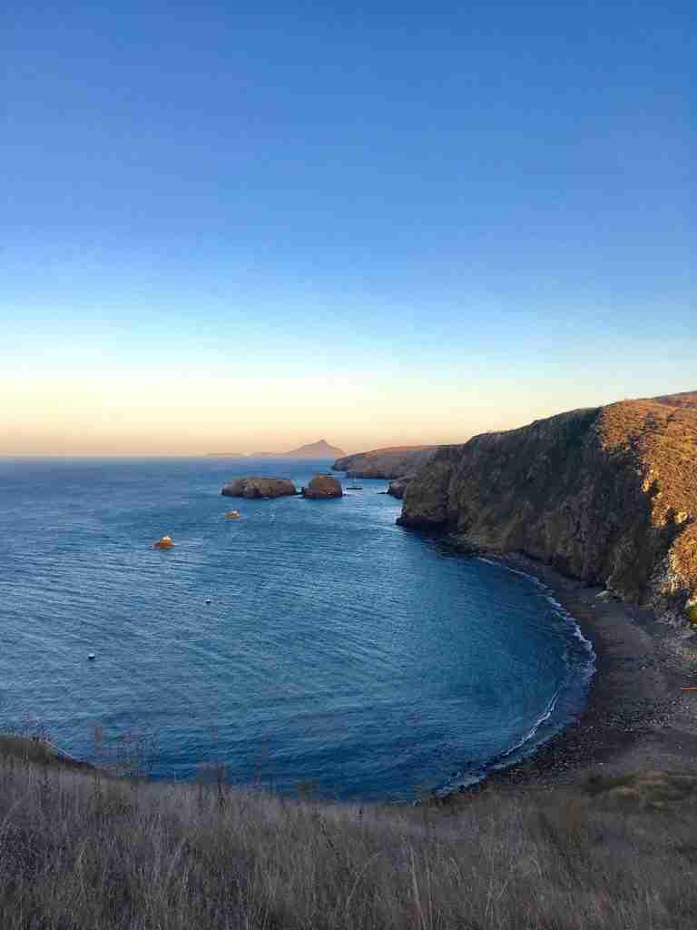 best camping california