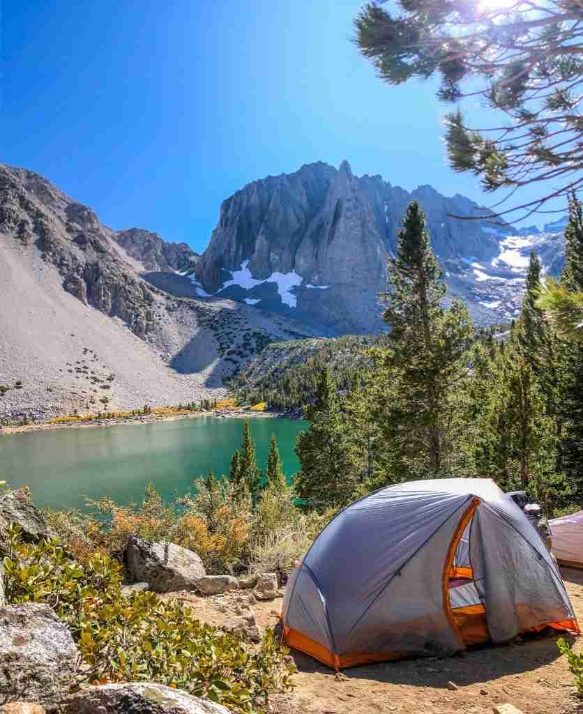 best california camping