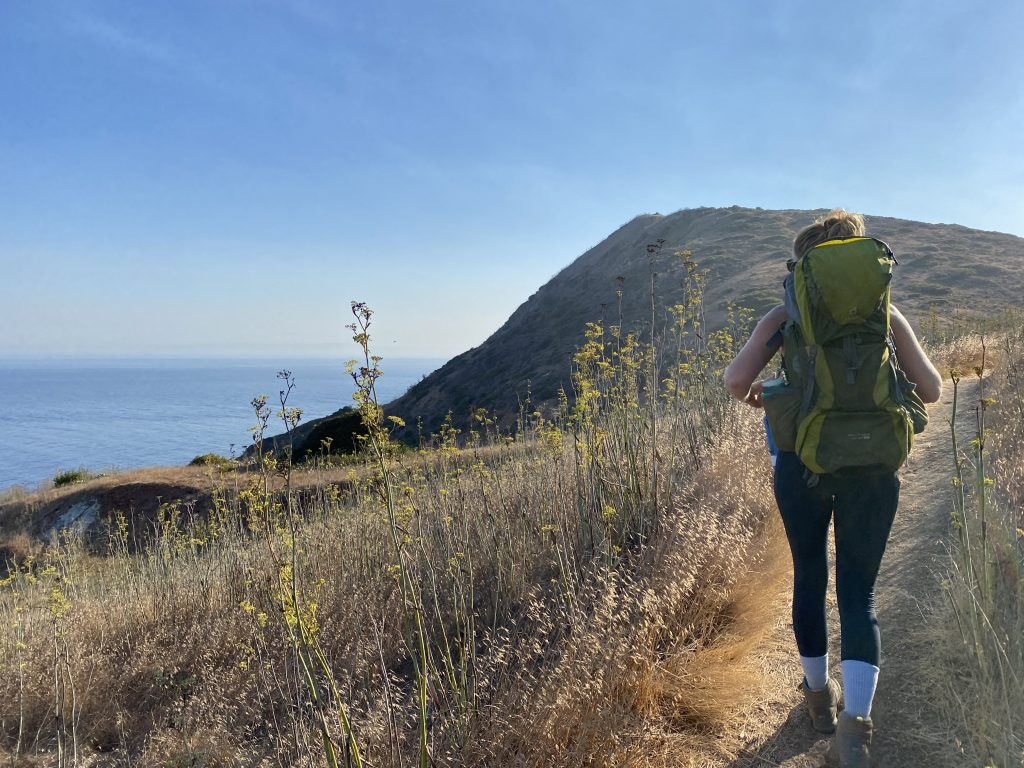 backpacking packing list