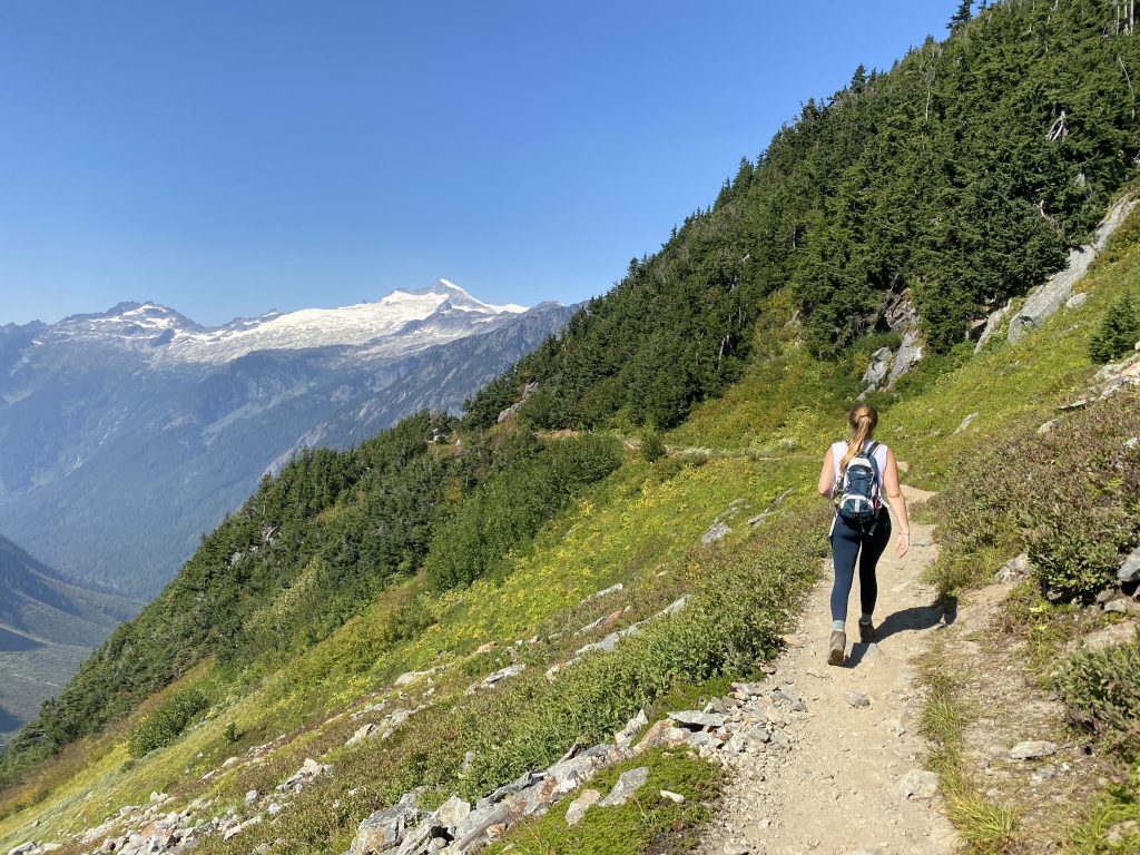 hikes in north cascades national park