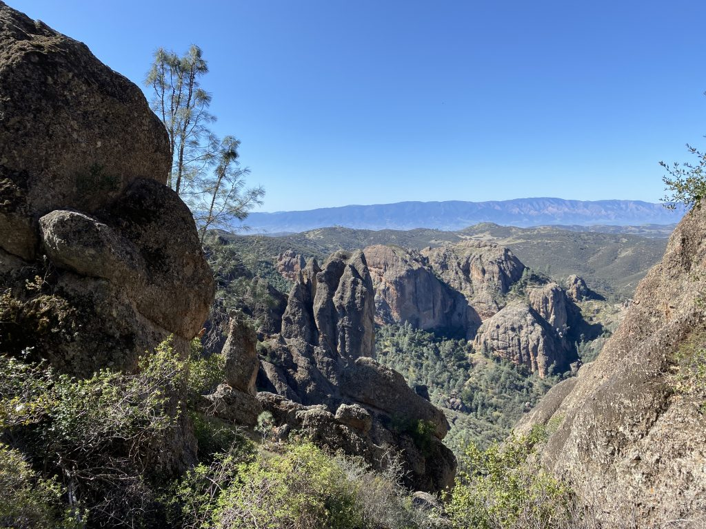 things to do in pinnacles national park