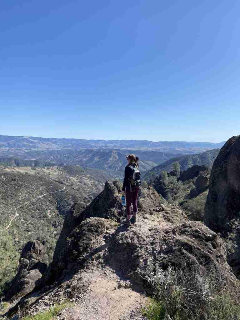 pinnacles national park camping