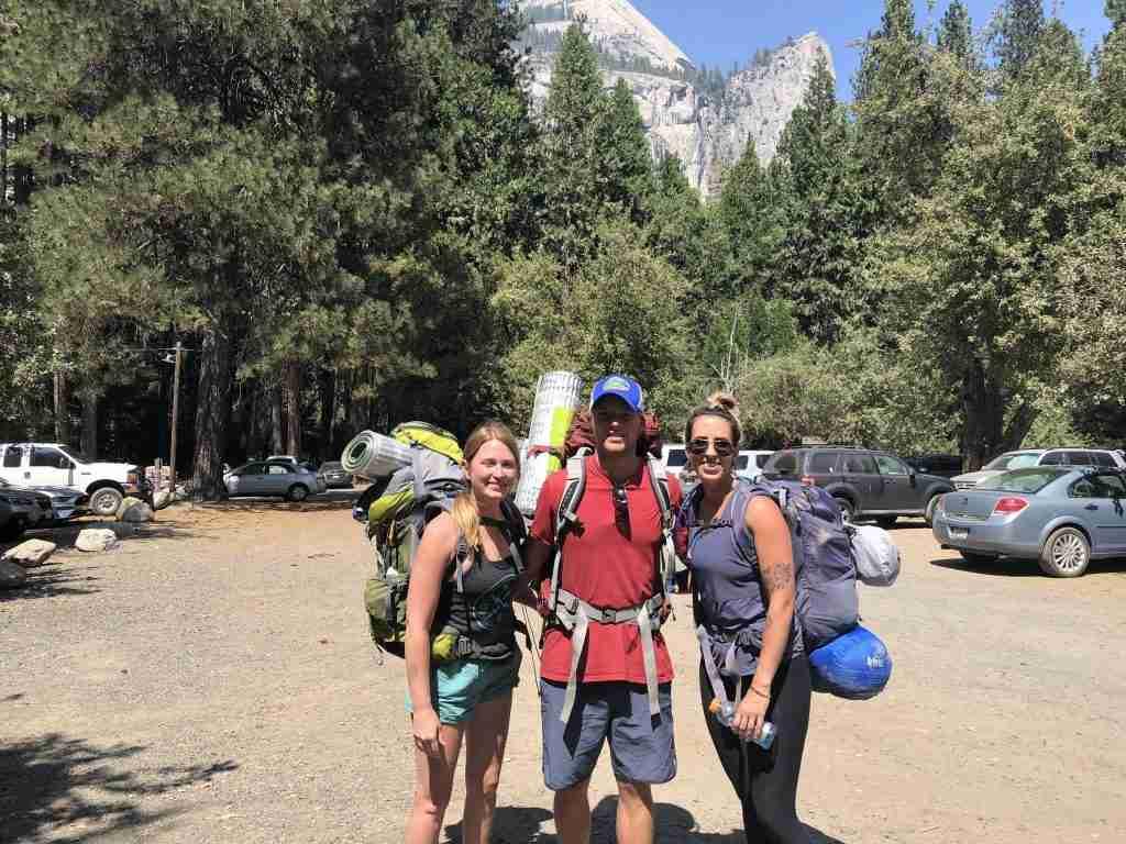 hiking half dome tips