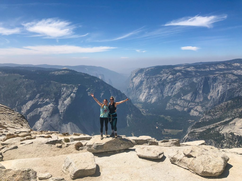 tips for hiking half dome