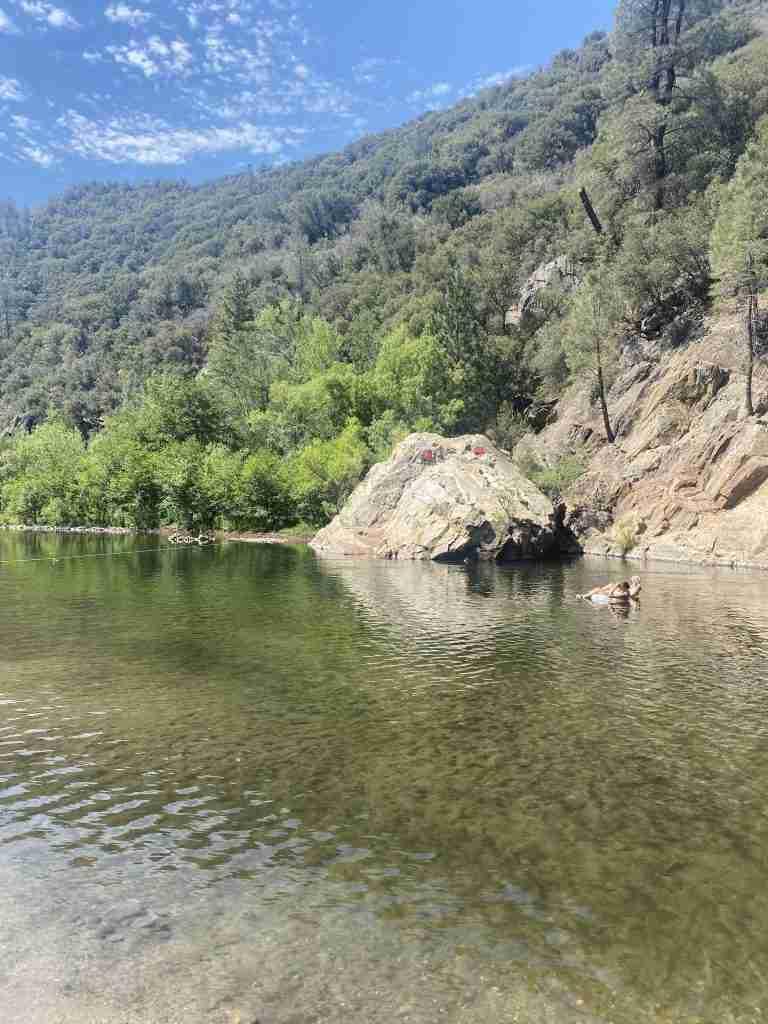 alligator rock kern river