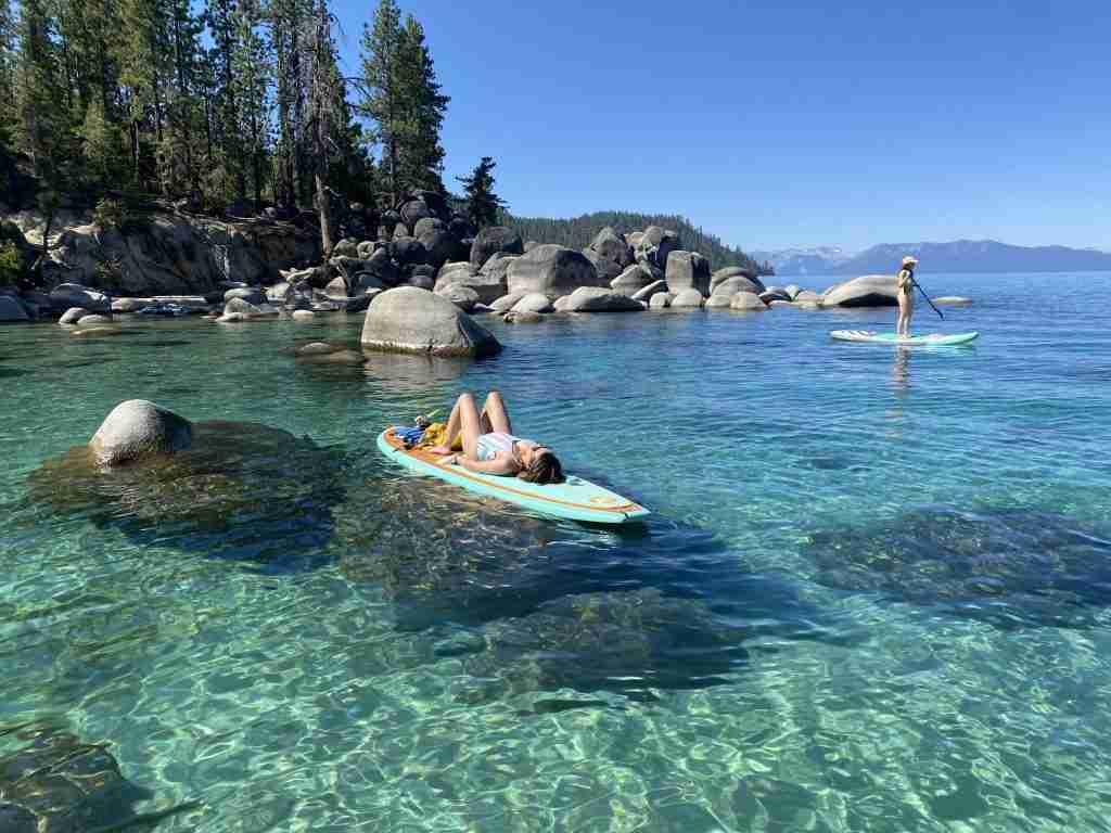 best things to do in lake tahoe in summer